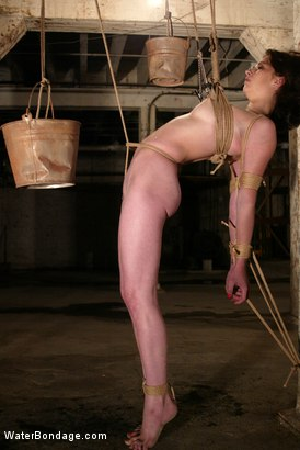 Photo number 13 from Lynn Dumaire shot for Water Bondage on Kink.com. Featuring Lynn Dumaire in hardcore BDSM & Fetish porn.