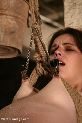 Photo number 14 from Lynn Dumaire shot for Water Bondage on Kink.com. Featuring Lynn Dumaire in hardcore BDSM & Fetish porn.