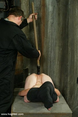 Photo number 11 from Lynn Dumaire shot for Hogtied on Kink.com. Featuring Lynn Dumaire in hardcore BDSM & Fetish porn.