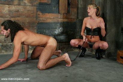 Photo number 6 from Dax Star and Audrey Leigh shot for Men In Pain on Kink.com. Featuring Dax Star and Audrey Leigh in hardcore BDSM & Fetish porn.