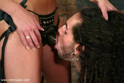 Photo number 12 from Dax Star and Audrey Leigh shot for Men In Pain on Kink.com. Featuring Dax Star and Audrey Leigh in hardcore BDSM & Fetish porn.
