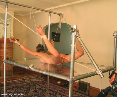 Photo number 3 from Lucy shot for Hogtied on Kink.com. Featuring Lucy in hardcore BDSM & Fetish porn.