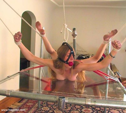 Photo number 6 from Lucy shot for Hogtied on Kink.com. Featuring Lucy in hardcore BDSM & Fetish porn.