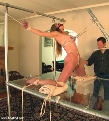 Photo number 9 from Lucy shot for Hogtied on Kink.com. Featuring Lucy in hardcore BDSM & Fetish porn.