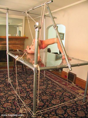 Photo number 13 from Lucy shot for Hogtied on Kink.com. Featuring Lucy in hardcore BDSM & Fetish porn.