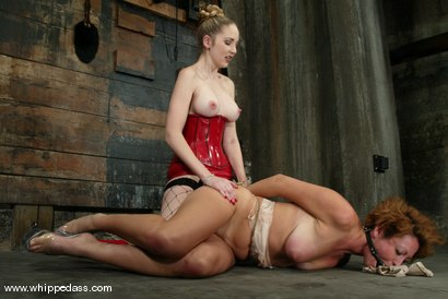 Photo number 4 from Cami and Chanta-Rose shot for Whipped Ass on Kink.com. Featuring Cami and Chanta-Rose in hardcore BDSM & Fetish porn.