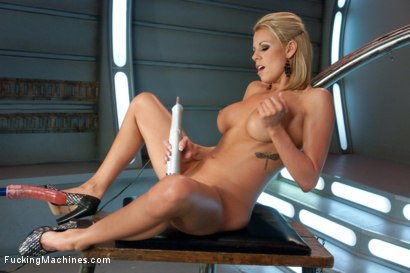 Photo number 4 from Perfection Fucked: Machine Fucking a Tan, Toned, California Girl  shot for Fucking Machines on Kink.com. Featuring Nicole Graves in hardcore BDSM & Fetish porn.
