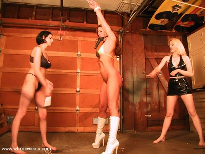 Photo number 6 from Kym Wilde, Cowgirl and Lily shot for Whipped Ass on Kink.com. Featuring Kym Wilde, Cowgirl and Lily in hardcore BDSM & Fetish porn.