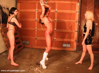 Photo number 7 from Kym Wilde, Cowgirl and Lily shot for Whipped Ass on Kink.com. Featuring Kym Wilde, Cowgirl and Lily in hardcore BDSM & Fetish porn.
