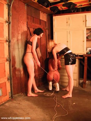 Photo number 10 from Kym Wilde, Cowgirl and Lily shot for Whipped Ass on Kink.com. Featuring Kym Wilde, Cowgirl and Lily in hardcore BDSM & Fetish porn.
