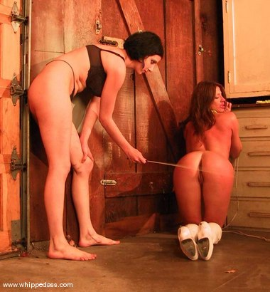 Photo number 11 from Kym Wilde, Cowgirl and Lily shot for Whipped Ass on Kink.com. Featuring Kym Wilde, Cowgirl and Lily in hardcore BDSM & Fetish porn.