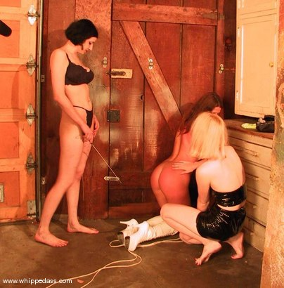 Photo number 12 from Kym Wilde, Cowgirl and Lily shot for Whipped Ass on Kink.com. Featuring Kym Wilde, Cowgirl and Lily in hardcore BDSM & Fetish porn.