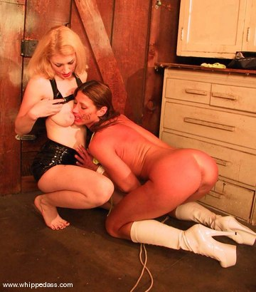 Photo number 14 from Kym Wilde, Cowgirl and Lily shot for Whipped Ass on Kink.com. Featuring Kym Wilde, Cowgirl and Lily in hardcore BDSM & Fetish porn.