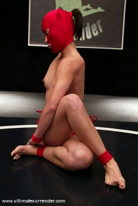 Photo number 1 from The Spider (1-1) vs. The Ninja (3-0) shot for Ultimate Surrender on Kink.com. Featuring Princess Donna Dolore and Crimson Ninja in hardcore BDSM & Fetish porn.