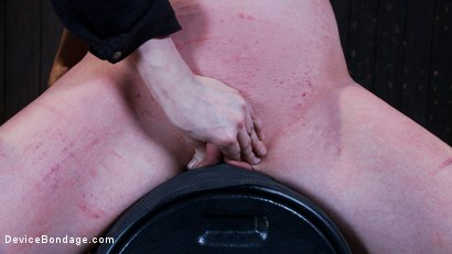 Photo number 11 from Sarah Shevon Suffers - Live Show Part 3 shot for Device Bondage on Kink.com. Featuring Sarah Shevon in hardcore BDSM & Fetish porn.