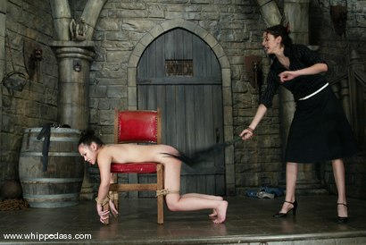Photo number 4 from ChynaWhite and Princess Donna Dolore shot for Whipped Ass on Kink.com. Featuring ChynaWhite and Princess Donna Dolore in hardcore BDSM & Fetish porn.