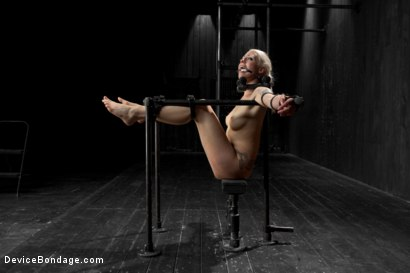 Photo number 6 from Lorelei Lee is Bent in Unforgiving Device Bondage shot for Device Bondage on Kink.com. Featuring Lorelei Lee in hardcore BDSM & Fetish porn.