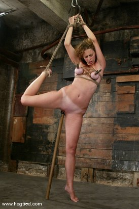 Photo number 6 from Lola shot for Hogtied on Kink.com. Featuring Lola in hardcore BDSM & Fetish porn.