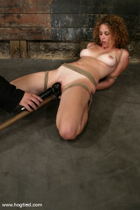 Photo number 10 from Lola shot for Hogtied on Kink.com. Featuring Lola in hardcore BDSM & Fetish porn.