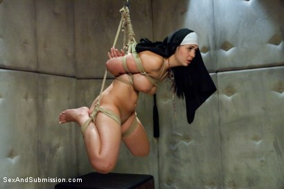 Photo number 9 from Sins of Sister Summers shot for Sex And Submission on Kink.com. Featuring James Deen, Danny Wylde and Angell Summers in hardcore BDSM & Fetish porn.