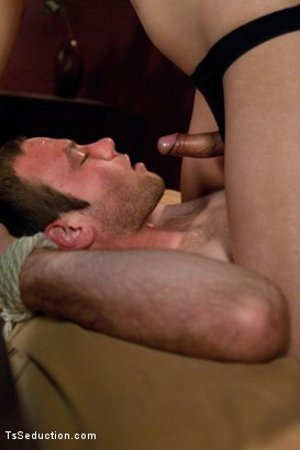 Photo number 4 from Brand NEW Ts Fucking Sensation: Annalise Rose at a Swinger Party shot for TS Seduction on Kink.com. Featuring Annalise Rose and Jesse Carl in hardcore BDSM & Fetish porn.