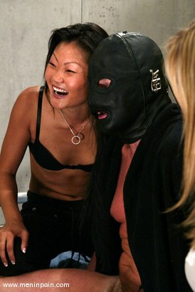 Photo number 15 from Miss Brooke, Lucy Lee and Gallant Reflex shot for Men In Pain on Kink.com. Featuring Brooke Banner, Lucy Lee and Gallant Reflex in hardcore BDSM & Fetish porn.