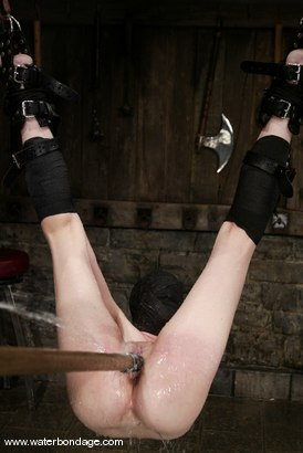 Photo number 6 from Star shot for Water Bondage on Kink.com. Featuring Star in hardcore BDSM & Fetish porn.