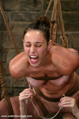 Photo number 7 from Lola shot for Water Bondage on Kink.com. Featuring Lola in hardcore BDSM & Fetish porn.