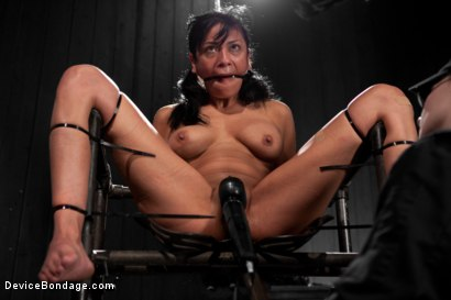 Photo number 9 from Beretta James Completely Objectified on DeviceBondage.com shot for Device Bondage on Kink.com. Featuring Beretta James in hardcore BDSM & Fetish porn.