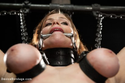 Photo number 12 from Bella Rossi - Captured Cunt shot for Device Bondage on Kink.com. Featuring Bella Rossi in hardcore BDSM & Fetish porn.