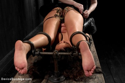 Photo number 16 from Annie Cruz - Bitch in Heat shot for Device Bondage on Kink.com. Featuring Annie Cruz in hardcore BDSM & Fetish porn.