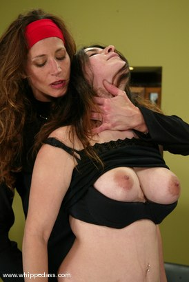 Photo number 1 from Haydee and Kym Wilde shot for Whipped Ass on Kink.com. Featuring Haydee and Kym Wilde in hardcore BDSM & Fetish porn.