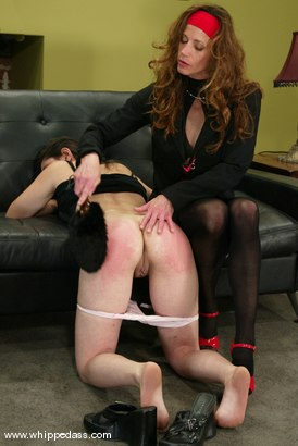Photo number 2 from Haydee and Kym Wilde shot for Whipped Ass on Kink.com. Featuring Haydee and Kym Wilde in hardcore BDSM & Fetish porn.