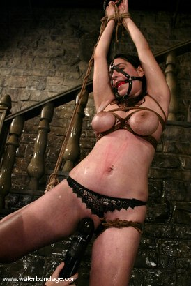 Photo number 7 from Haydee shot for Water Bondage on Kink.com. Featuring Haydee in hardcore BDSM & Fetish porn.
