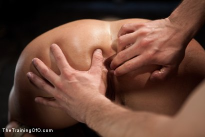 Photo number 10 from Training Kristina Rose-Live Sexual Overload shot for The Training Of O on Kink.com. Featuring Kristina Rose and Maestro in hardcore BDSM & Fetish porn.