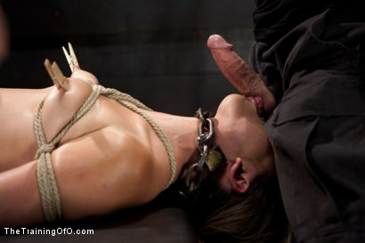 Photo number 11 from Training Kristina Rose-Live Sexual Overload shot for The Training Of O on Kink.com. Featuring Kristina Rose and Maestro in hardcore BDSM & Fetish porn.