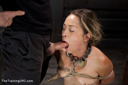 Photo number 12 from Training Kristina Rose-Live Sexual Overload shot for The Training Of O on Kink.com. Featuring Kristina Rose and Maestro in hardcore BDSM & Fetish porn.
