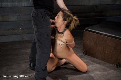 Photo number 3 from Training Kristina Rose-Live Sexual Overload shot for The Training Of O on Kink.com. Featuring Kristina Rose and Maestro in hardcore BDSM & Fetish porn.