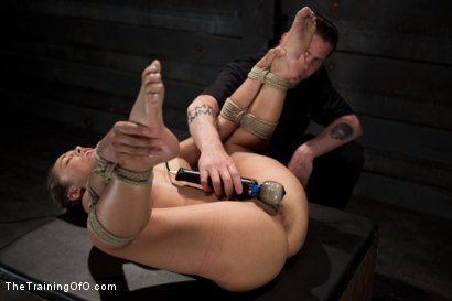 Photo number 8 from Training Kristina Rose-Live Sexual Overload shot for The Training Of O on Kink.com. Featuring Kristina Rose and Maestro in hardcore BDSM & Fetish porn.