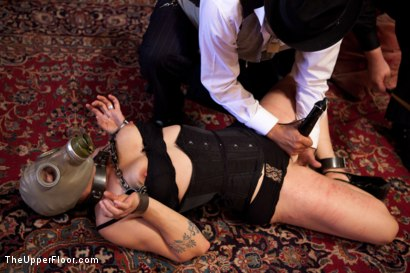 Photo number 7 from Stefanos' Brunch shot for The Upper Floor on Kink.com. Featuring Odile, Krysta Kaos and Maestro Stefanos in hardcore BDSM & Fetish porn.