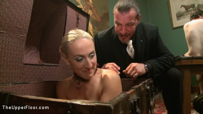Photo number 14 from Piano Party-Exploring TUF  shot for The Upper Floor on Kink.com. Featuring Dylan Ryan and Beretta James in hardcore BDSM & Fetish porn.