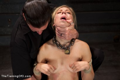 Photo number 13 from Training Chastity Lynn-Day 2 shot for The Training Of O on Kink.com. Featuring Chastity Lynn in hardcore BDSM & Fetish porn.