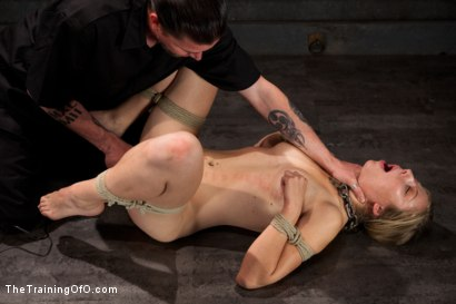 Training Chastity Lynn-Day 2