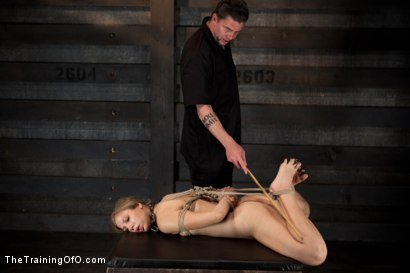 Photo number 2 from Training Chastity Lynn-Day 2 shot for The Training Of O on Kink.com. Featuring Chastity Lynn in hardcore BDSM & Fetish porn.