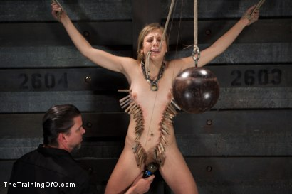 Photo number 6 from Training Chastity Lynn-Day 2 shot for The Training Of O on Kink.com. Featuring Chastity Lynn in hardcore BDSM & Fetish porn.
