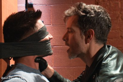 Photo number 2 from Dominic Pacifico in Bondage Hell shot for Bound Gods on Kink.com. Featuring Master Avery and Dominic Pacifico in hardcore BDSM & Fetish porn.