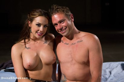 Photo number 7 from Reality Fanboy Cuckold shot for Divine Bitches on Kink.com. Featuring Chanel Preston, John Jammen and Andrew Blue in hardcore BDSM & Fetish porn.