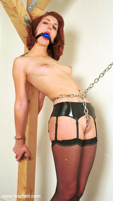 Photo number 1 from Ivy shot for Hogtied on Kink.com. Featuring Ivy in hardcore BDSM & Fetish porn.