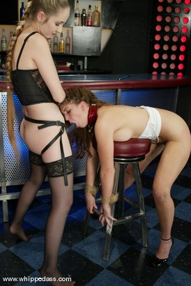 Photo number 14 from Isabella Soprano and Chanta-Rose shot for Whipped Ass on Kink.com. Featuring Isabella Soprano and Chanta-Rose in hardcore BDSM & Fetish porn.