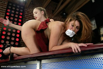 Photo number 3 from Isabella Soprano and Chanta-Rose shot for Whipped Ass on Kink.com. Featuring Isabella Soprano and Chanta-Rose in hardcore BDSM & Fetish porn.